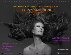 Justin Vivian Bond