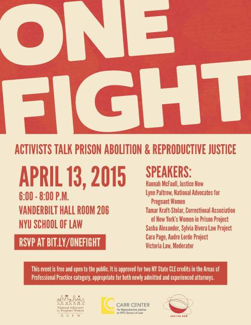 One Fight Flyer - PDF-1