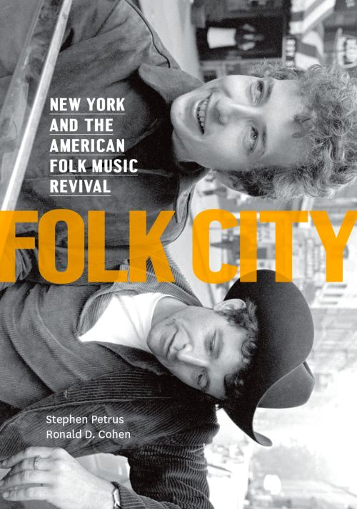 Folk City Cover 3